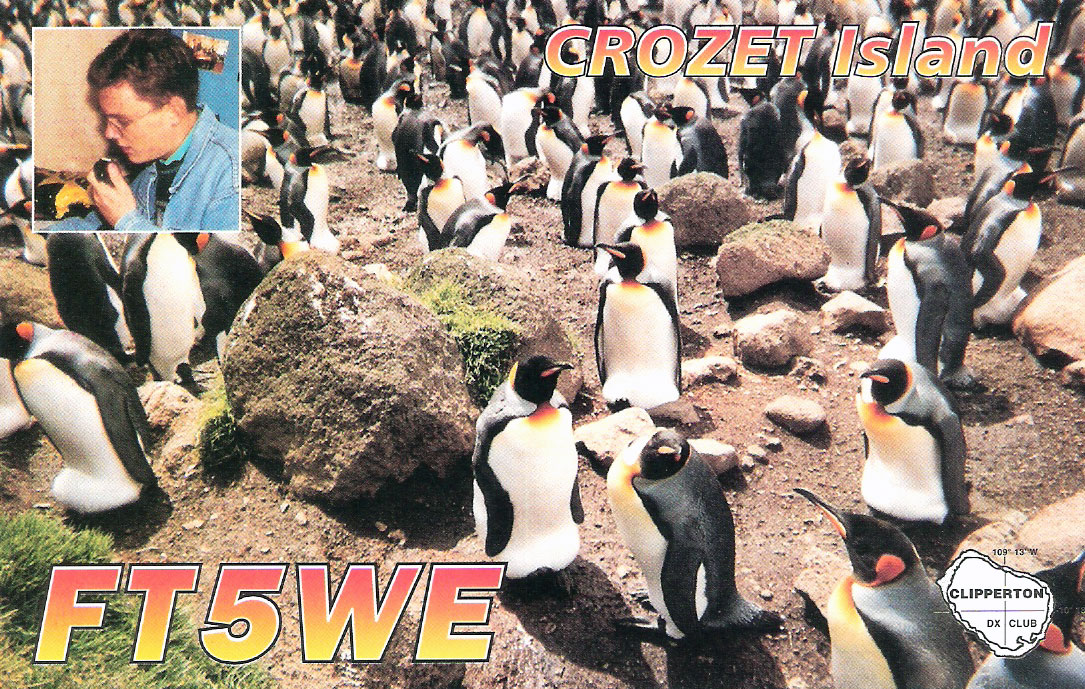 ft5we qsl card