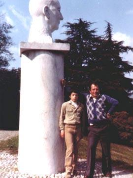 ik4omu and i4ogr at guglielmo marconi foundation
