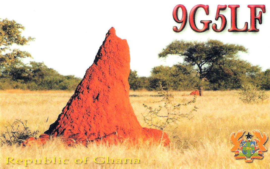 9g5lf qsl card