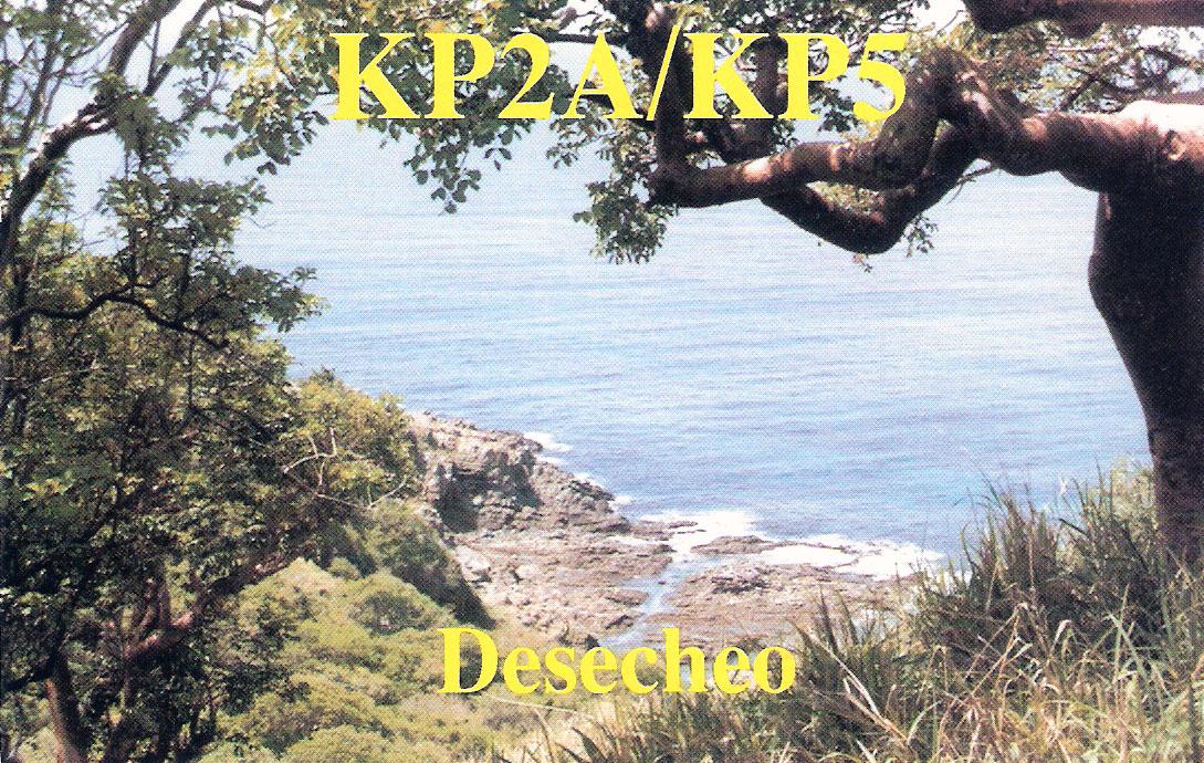 kp2a/kp5 qsl card