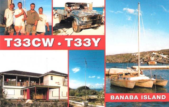 t33cw qsl card