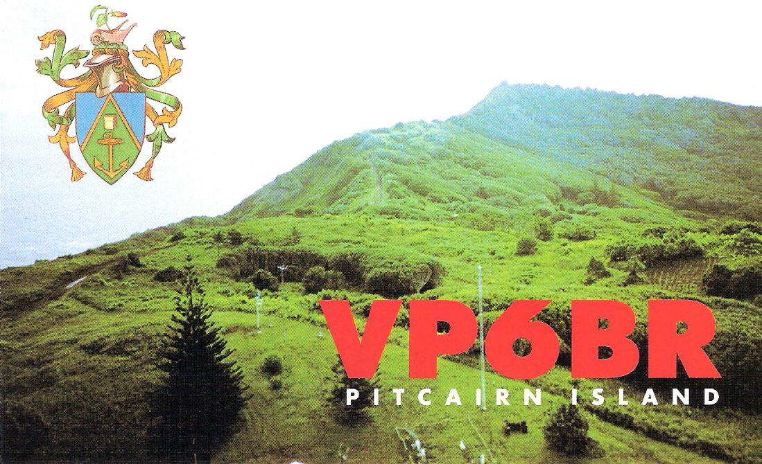vp6br qsl card